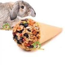 Snacks knaagdier & konijn