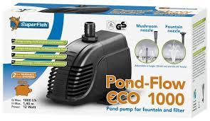 Filters en Pompen voor de vijver
