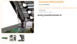 Ferplast - Star 200 Zoetwater 202x62x72.5cm