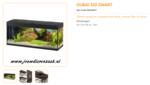 Ferplast - Dubai 120 Zwart 121x41x56cm