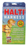 Halti Harness Large Rood / Zwart