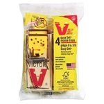 muizenval Vitcor V met kaasplankje 4 stuks