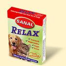 Sanal - Relax Kalmeringstabletten voor Hond en Kat 15 stuks