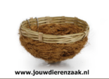 Vogelnest cocos comfort 12cm
