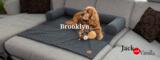 Jack and Vanilla Brooklyn Beschermende Sofa Grijs (115x100cm)