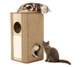 Jack and Vanilla Molly Kattenmeubel Tower Bruin