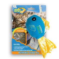 cosmic cat - wet willy catnip fish