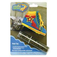 cosmic cat - high top catnip boot