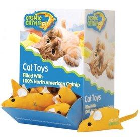 cosmic cat - catnip mouse