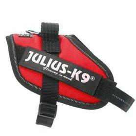 Beeztees Julius K9 IDC Powertuig Baby/Mini Rood
