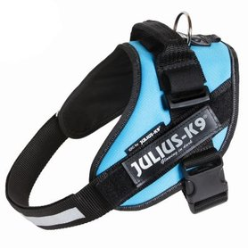 Beeztees Julius K9 IDC Powertuig Aqua