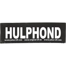 "Beeztees Julius K9 Tekstlabel ""Hulphond"""