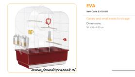 Ferplast - Eva 50 x 30 x 63 cm