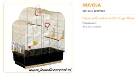 Ferplast - Nuvola 60 x 33 x 73,5 cm