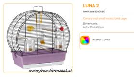 Ferplast - Luna 2 45 x 25 x 45,5 cm