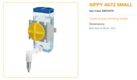 Ferplast - Sippy 4672 Small 100 ml