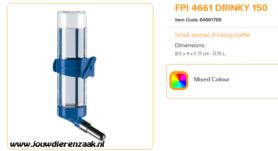 Ferplast - FPI 4661 Drinky 150 ml