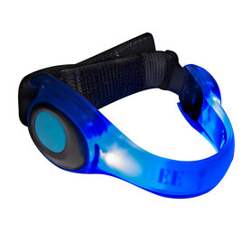 Bee Seen Led Safety Band Blue
