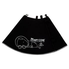 Comfy Cone Beschermkraag Zwart