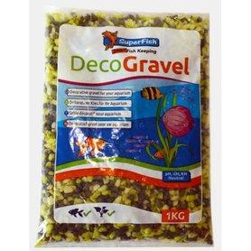 SuperFish Deco Grind Mix Groen 1 KG
