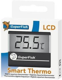 SuperFish Smart Thermo Zwart