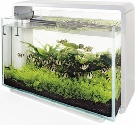 SuperFish Home 60L Aquarium Wit (58,5x32x42,5cm)