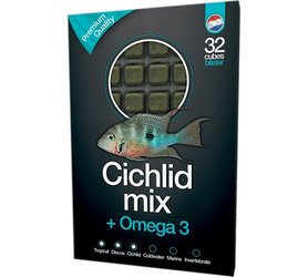 Dutch Select Cichlid & Omega3 100 gram