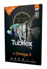 Dutch Select Tubifex & Omega3 100 gram