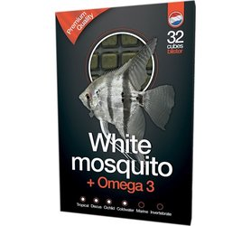 Dutch Select Witte Mug & Omega3 100 gram
