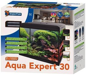 SuperFish Aquarium Expert 30 Grijs