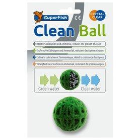 SuperFish Clean Ball 12 cm Groen