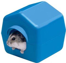 Ferplast - ISBA 4638 Hamsterhuisje 10,4 x 11,4 x 11 cm