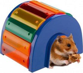 Ferplast Kuci Hamster Huisje Multicolor