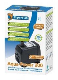 SuperFish Aquapower 200-200L/H