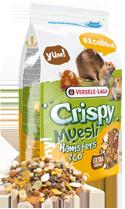 Versele-Laga Crispy Muesli Hamsters & Co 2.75 Kg