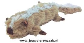 Hondenspeelgoed Pluche Wezel Groot 54 Cm