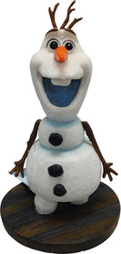 Penn Plax Frozen Ornament Olaf