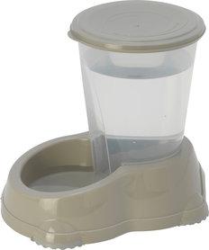 Drinkfontein Smart Sipper 1.5 Liter Warmgrijs
