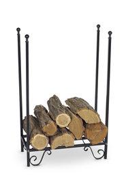Magnus Firewood Racks R113 black 53x25x85cm