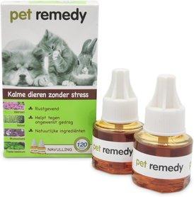 Pet Remedy Navulling 2x 40ml vulling