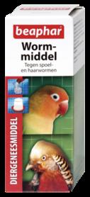 Beaphar Wormmiddel Vogel en Knaagdier 50 Ml