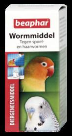 Beaphar Wormmiddel Vogel