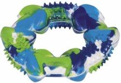 nobby gekleurde rubberen speelgoedcirkel