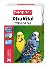 Beaphar Xtra Vital Parkietenvoer 1 KG