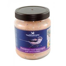 Vogelbescherming - Pindakaas voor Tuinvogels met Bosvruchten 330 gram