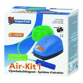 SuperFish - Air-Kit 1 Beluchtingsset