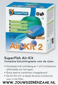 SuperFish - Air-Kit 2 Beluchtingsset