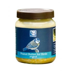 Vogelbescherming - Pindakaas voor Tuinvogels Original 330 gram