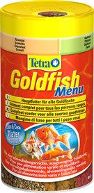 Tetra Goldfish Menu 4 in 1 250 ML