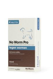 No Worm Pro 4 tabletten vanaf 0,5-10 kg